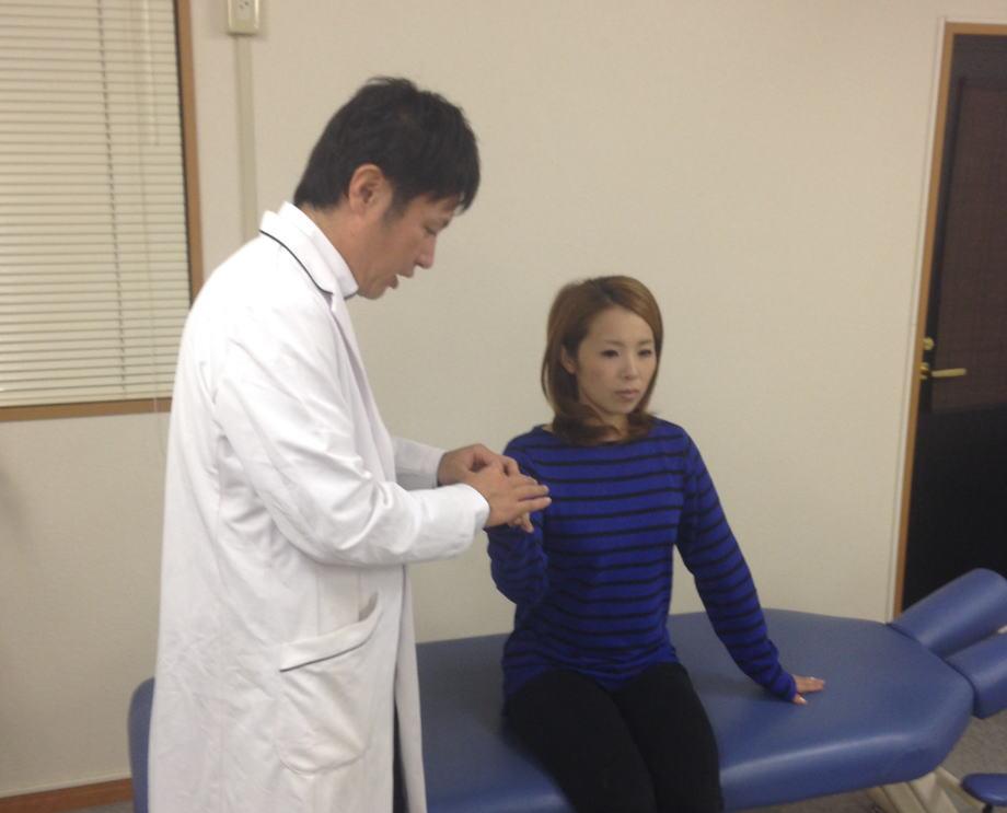 生理痛の施術、治療