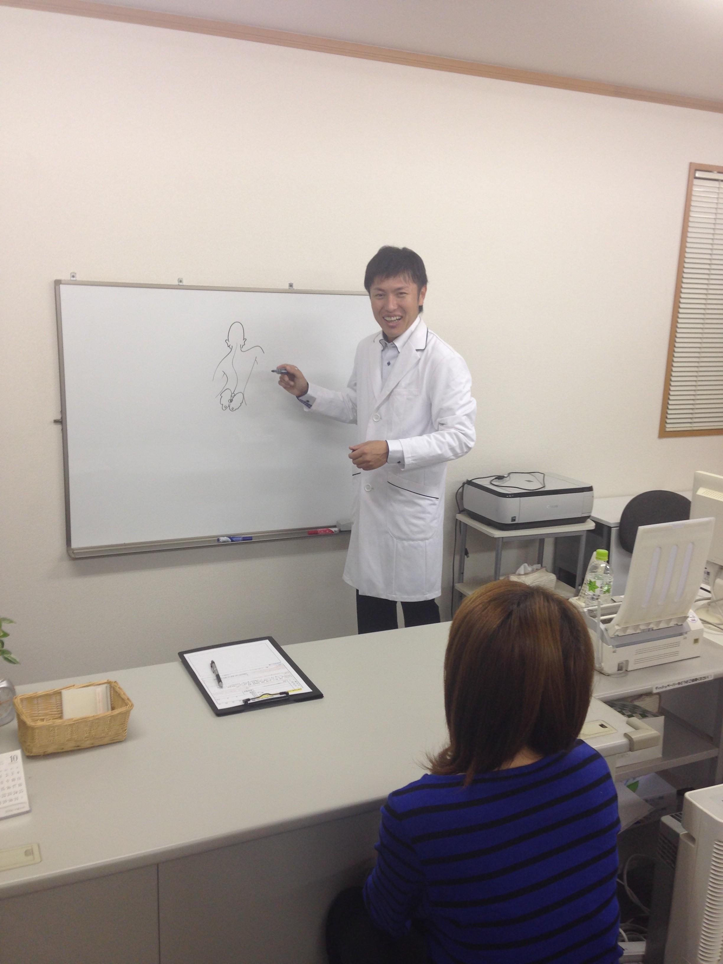 滋賀大津カイロプラクティック 治療家プロフィール