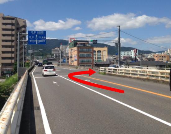 滋賀大津カイロ国道1号線から3